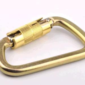 auto-lock carabiner