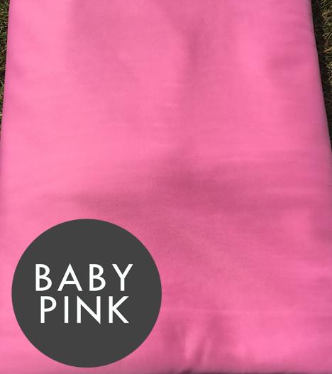 Baby Pink Silks