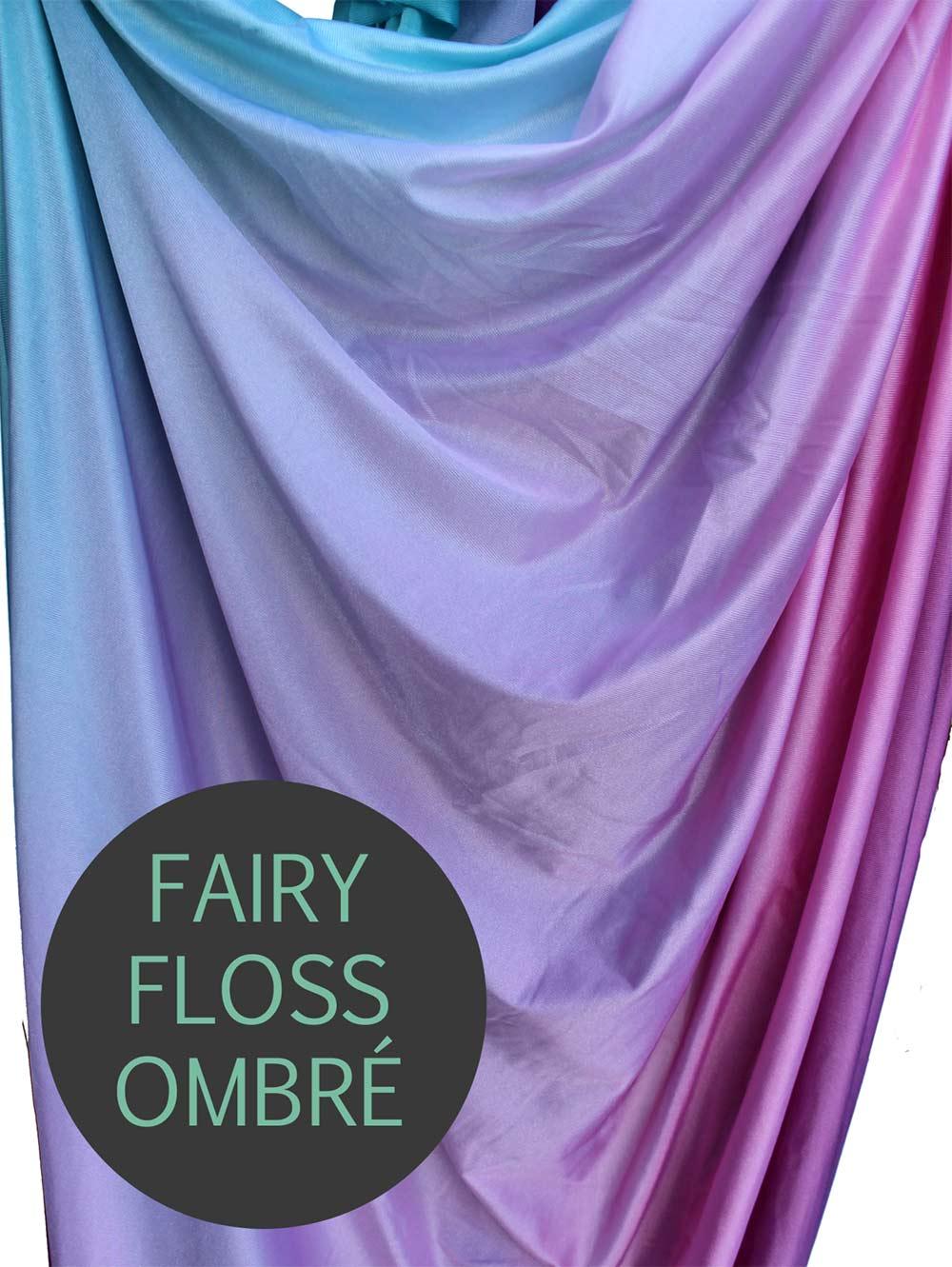 Fairy Floss Ombre Yoga Hammock For Sale