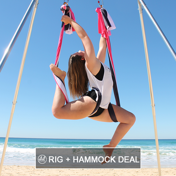 portable freestanding aerial rig frame for sale