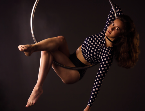 WHAT SIZE LYRA / AERIAL HOOP DO I NEED? | AERIALS AUSTRALIA