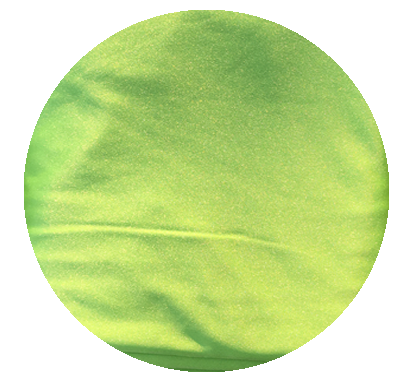 Lime Green Aerial Silk Fabric For Sale