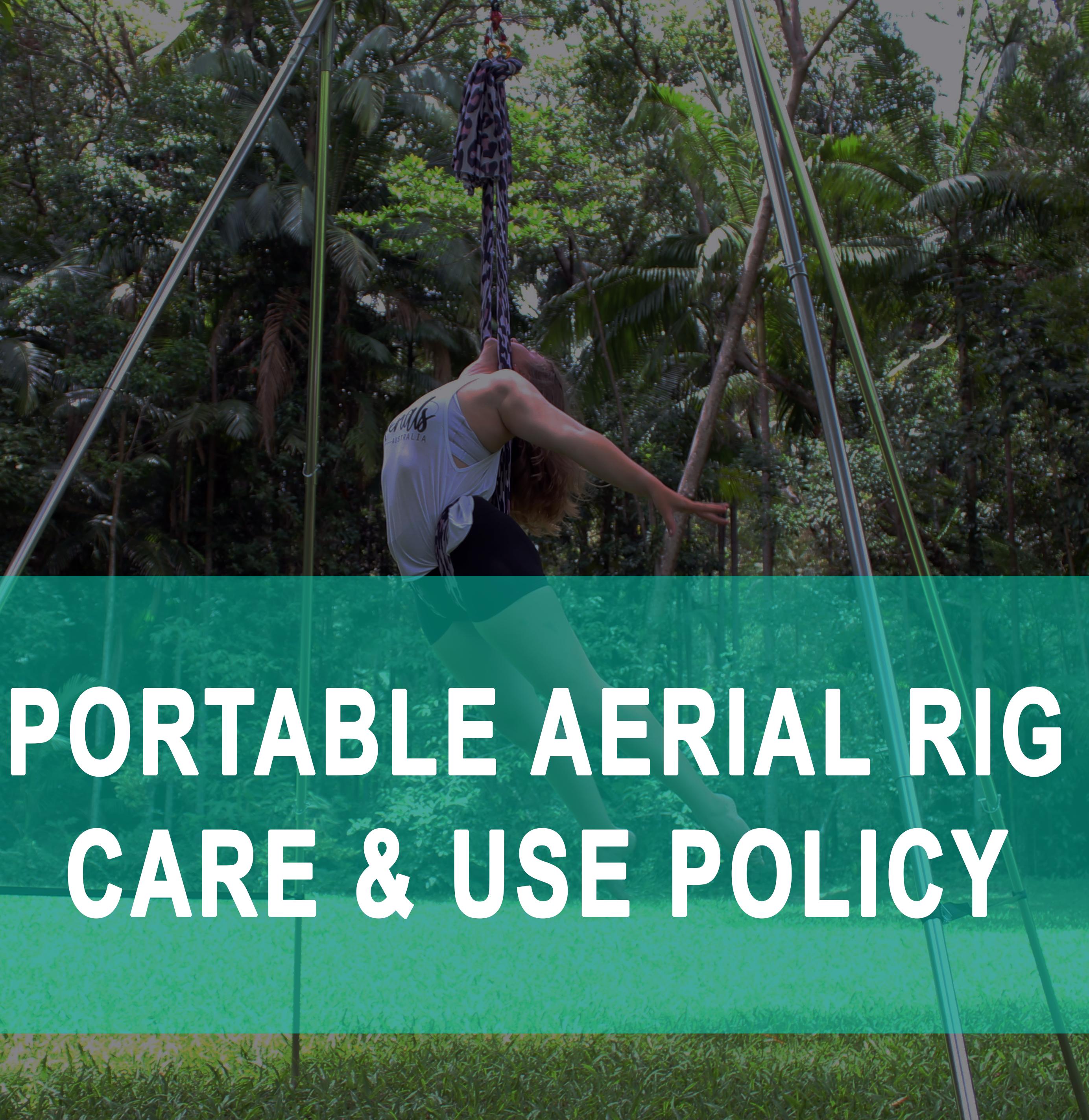 PORTABLE AERIAL RIG