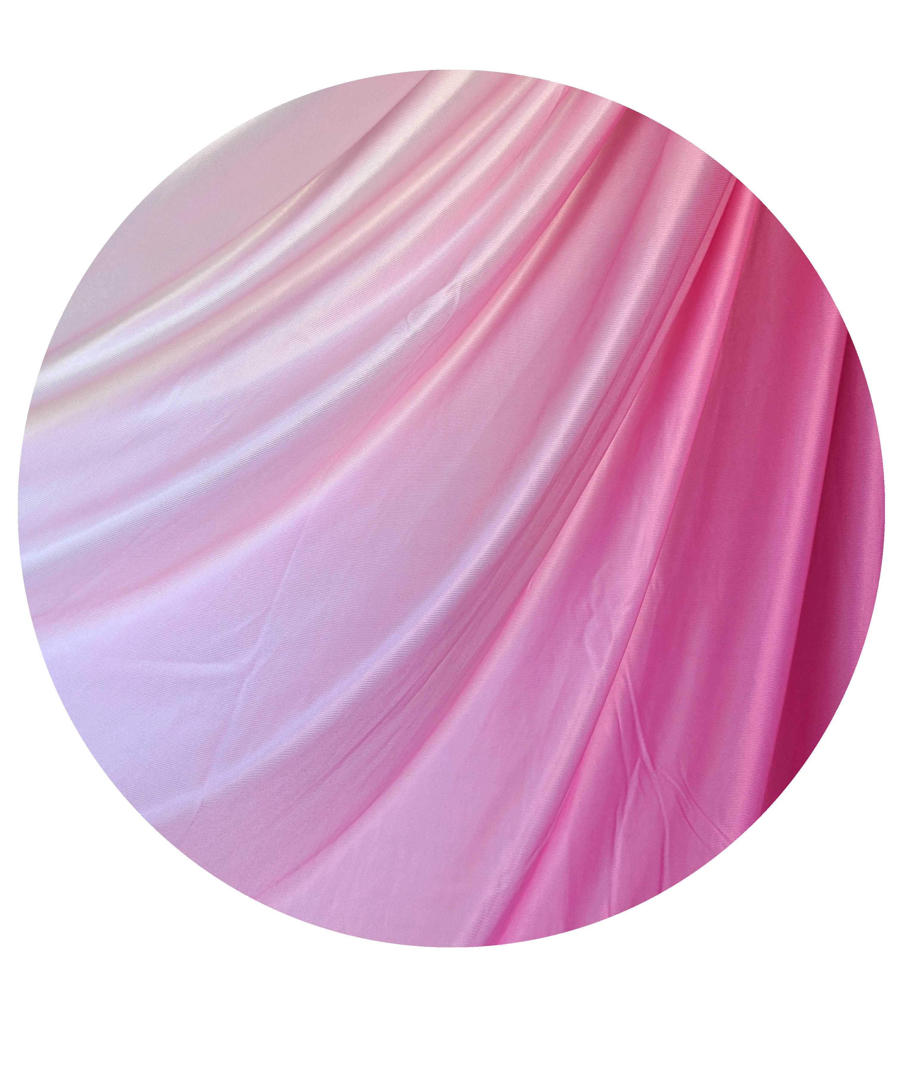 Pink White Ombre Aerial HammockS