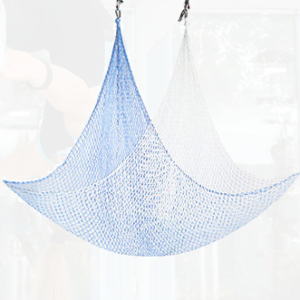 blue white Aerial net for sale