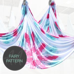 fairy pattern aerial yoga hammock for sale