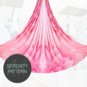 Serenity Pink Aerial Yoga Hammock For Sale